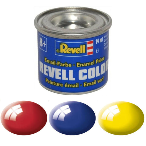 Revell enamel gloss paint 14ml