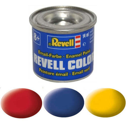 Revell enamel matt paint 14ml