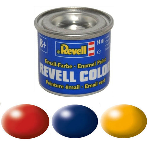 Revell enamel silk paint 14ml