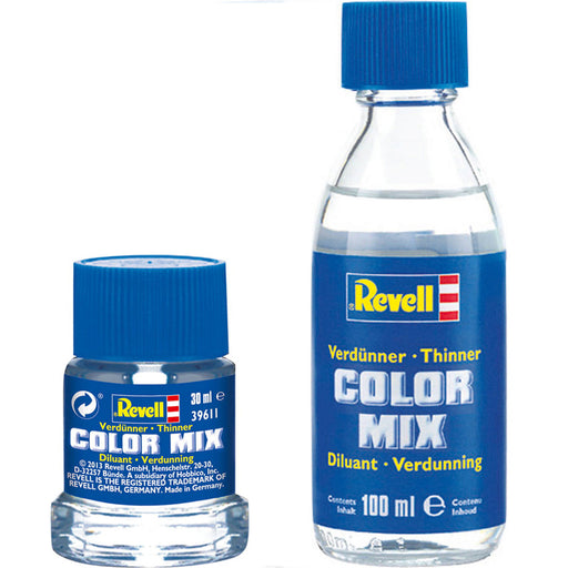 Revell Enamel Thinners (Color Mix)