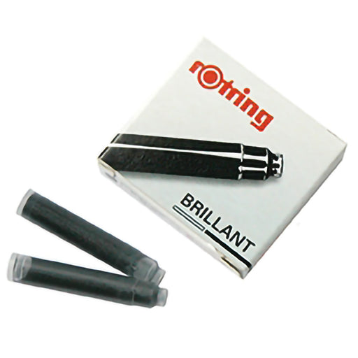 Rotring Brilliant Cartridges - Packet Of 6 Ultramarine