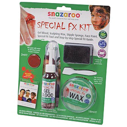 Snazaroo Special Fx Hang Pack Kit