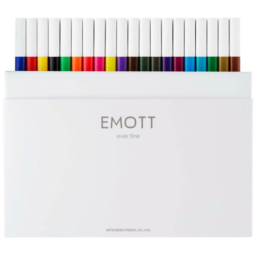 Emott Fineliner Pen Set x 40