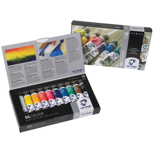 Van Gogh Oil Set 10 x 20ml