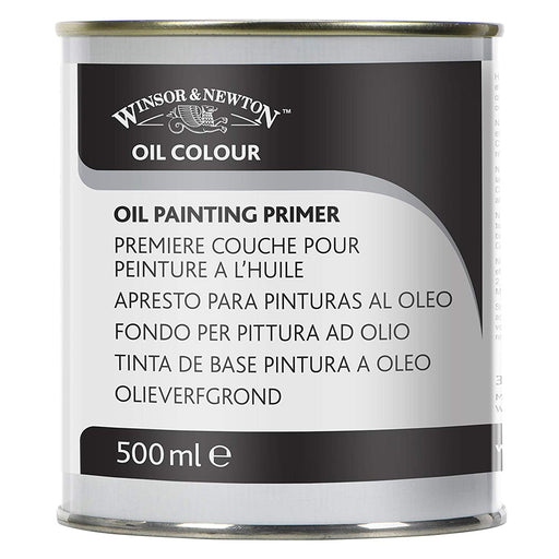 Winsor & Newton Oil Painting Primer 500ml