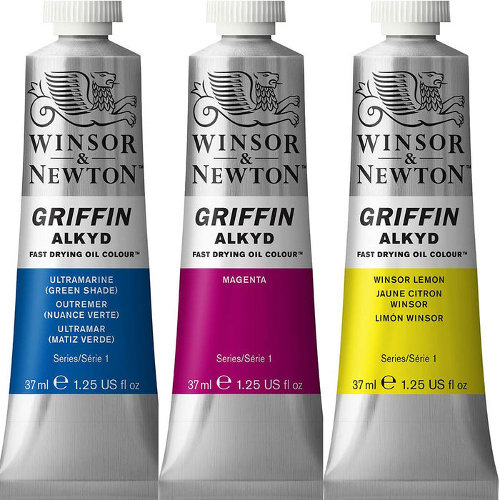 Winsor and Newton Griffin Alkyd 37ml