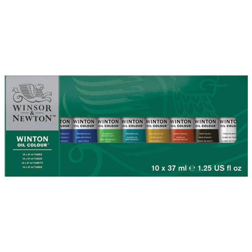 Winton Starter Set 10 x 37ml