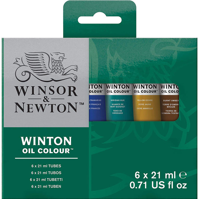 Winton Intro Set 6 x 21ml