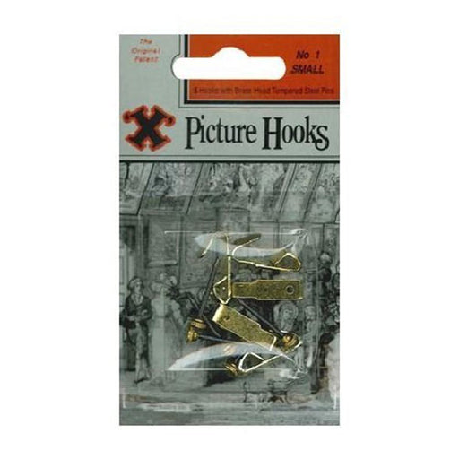 X-Hooks Picture Hook Blister pack