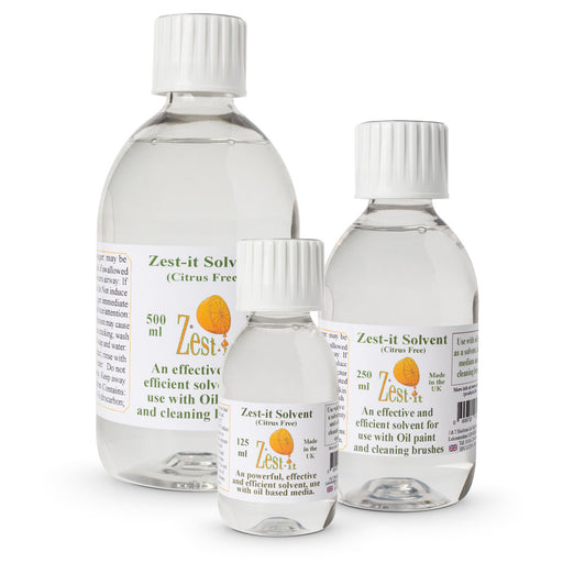 Zest-It Oil Solvent Citrus Free