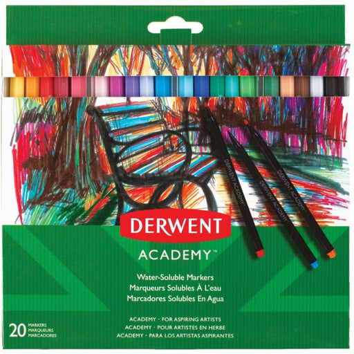 Academy Water soluble markers x 20