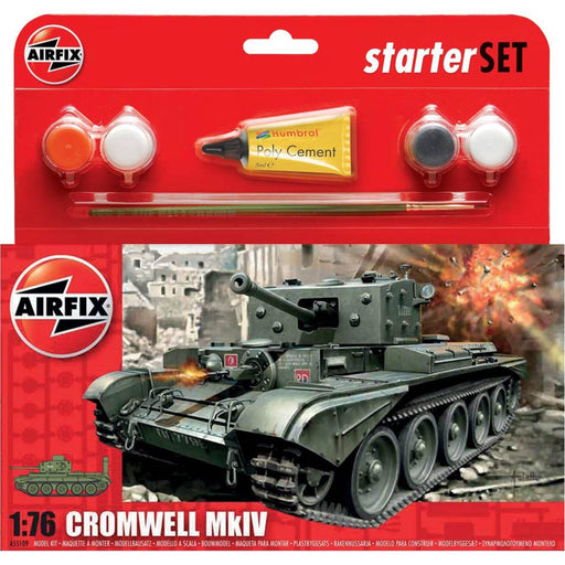Airfix Cromwell Cruiser Kit