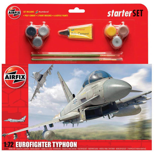 Airfix Kit Eurofighter Typhoon