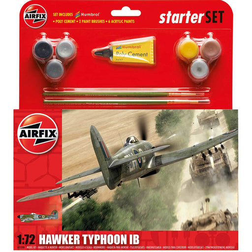 Airfix Hawker Typhoon Kit