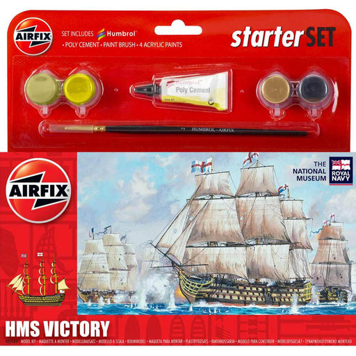 Airfix Victory Starter Set Kit