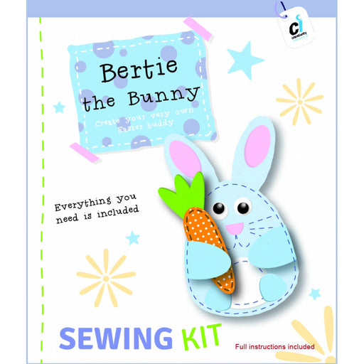 Bertie The Bunny Easter Sewing Kit