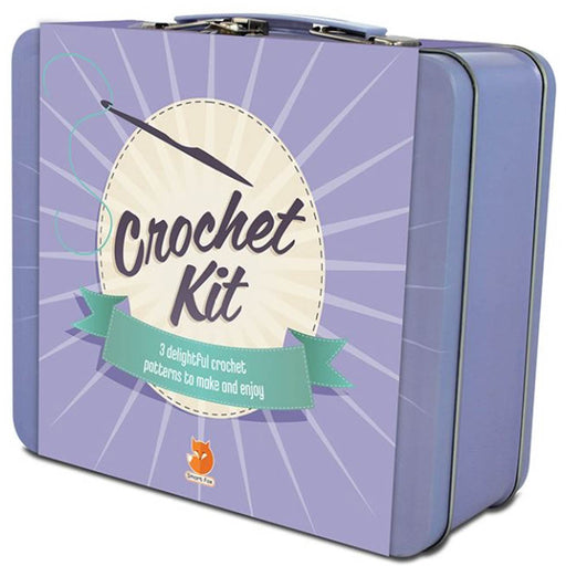 Crochet kit from Smart Fox tin