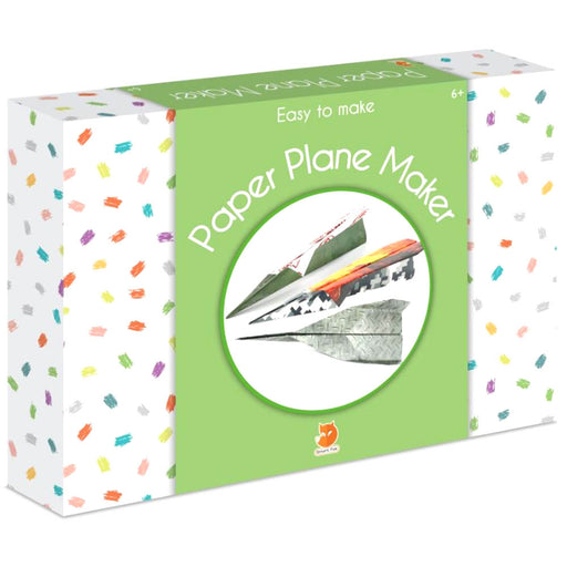 Easy to Make Paper Plane Maker Kit