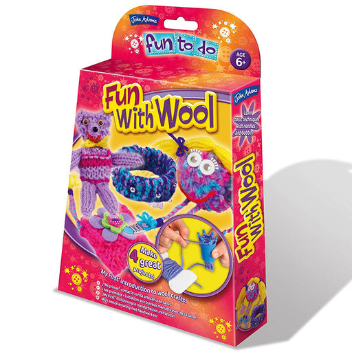 Fun With Wool Fun To Do Kit
