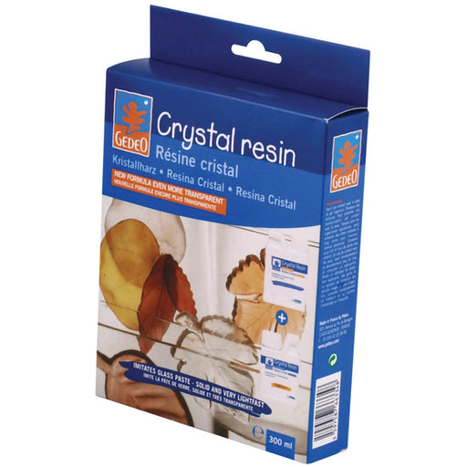 Gedeo Crystal Resin 300ml Kit