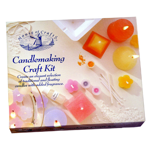 House of Crafts - Candlemaking Craft Kit