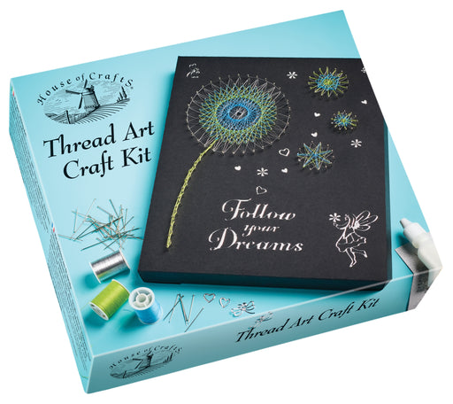 House of Crafts - Thread Art Craft Kit