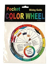 Pocket Colour Wheel Small Watercolour Wheel