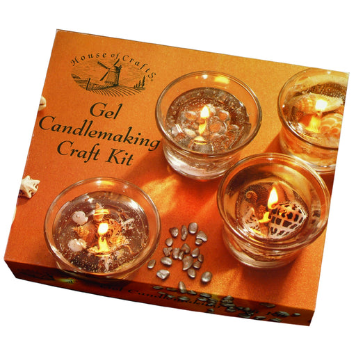 House of Crafts - Gel Candlemaking Kit