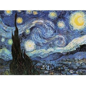 Reeves Van Gogh Starry Night Artist Collection Large
