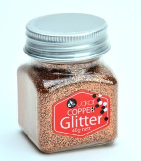 Jakar Glitter 40g Jar With Shaker Lid