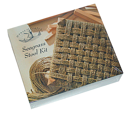 House of Crafts - Seagrass Stool Kit