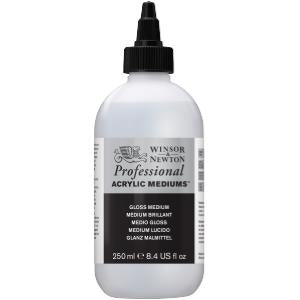 Winsor & Newton Acrylic Gloss Medium