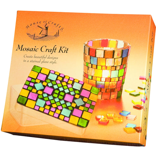 House of Crafts - Mosaic Craft Kit