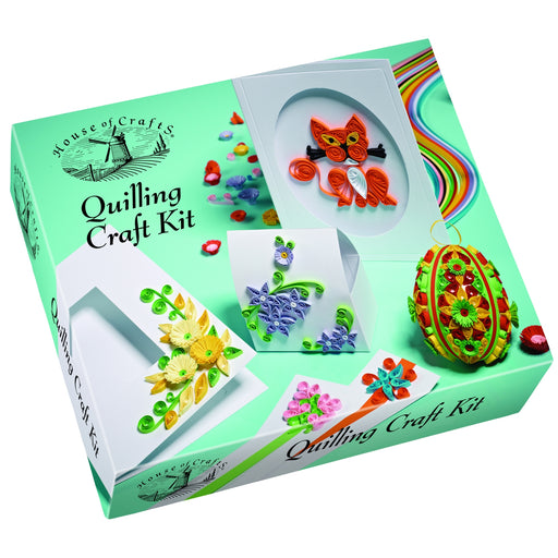House of Crafts - Quilling Kit