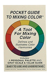 Pocket Guide To Mixing Colour
