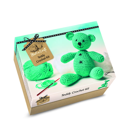House of Crafts - Teddy Crochet Kit