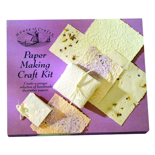 House of Crafts - Paper Making Kit