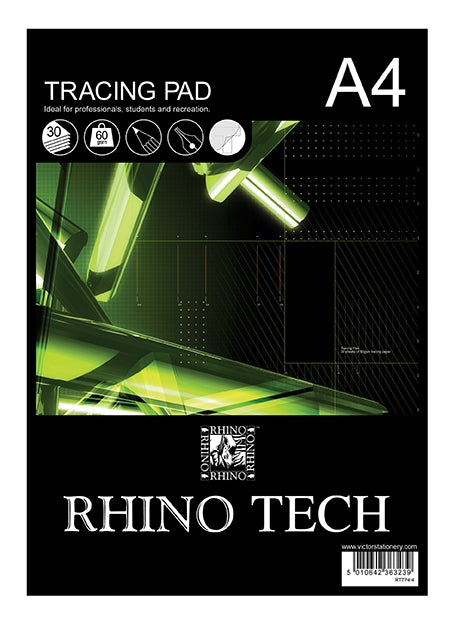 Victor Rhino Tracing Pad - (30 Sheets/60gsm)