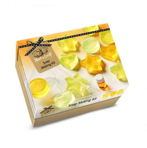 House of Crafts - Soap Making Kit