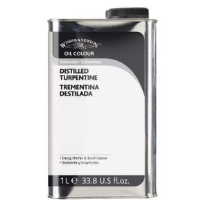 Winsor & Newton English Distilled Turpentine