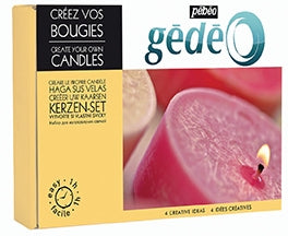 Pebeo Create Your Own Candles Gedeo