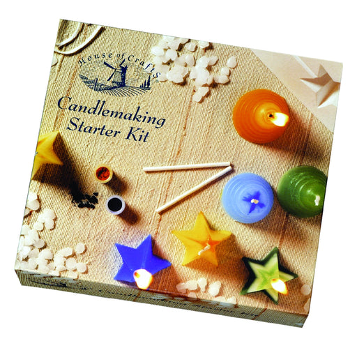 House of Crafts - Candlemaking Starter Kit