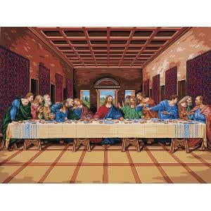 Reeves The Last Supper Artist Collection Large