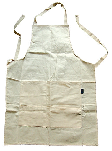 Mapac Canvas Apron Natural