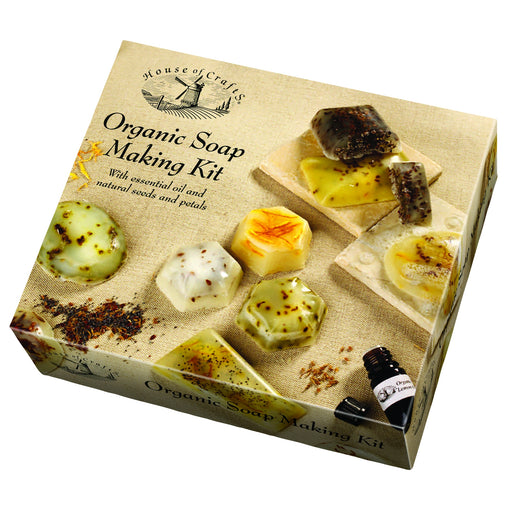 House of Crafts - Organic Soap Making Kit