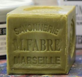 Hard Soap Cube 200ml With Olive Oil Pebeo