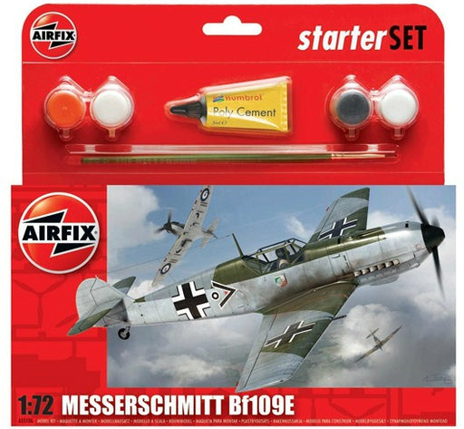 Airfix Messerschmitt 109E Kit