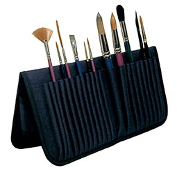 Mapac Brush Easel Case Black