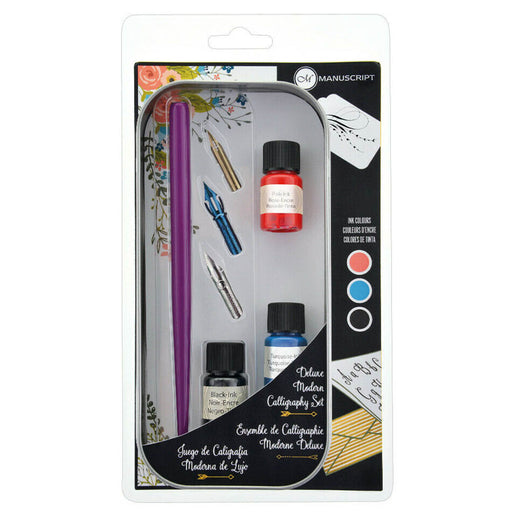 Manuscript Deluxe Modern Calligraphy Gift Set