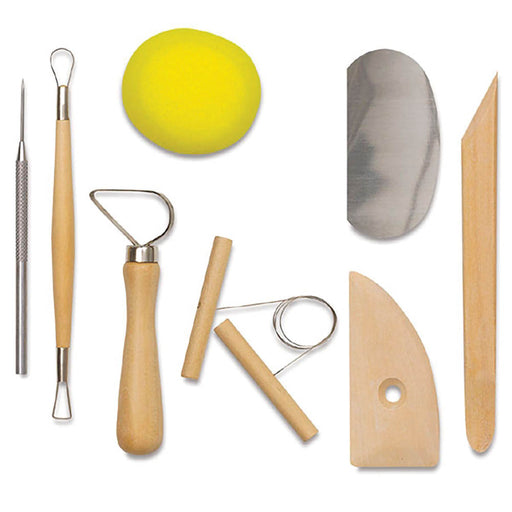 Pottery Tool Kit - 8 Tools